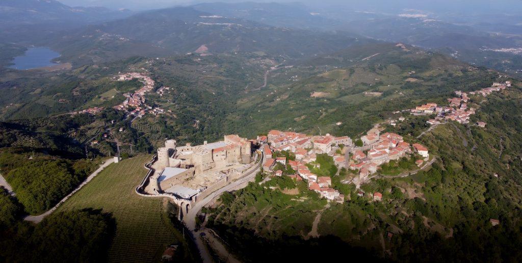 Il puzzle della domenica: Rocca Cilento, Oasi Alento, Rutino e Lustra tutt'assieme
