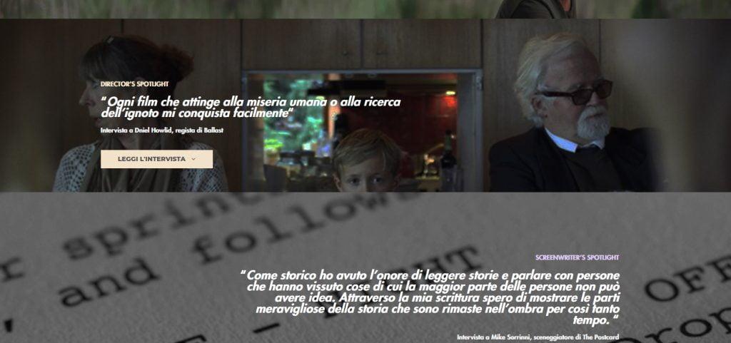 Scario film fest: kermesse online – il programma degli eventi