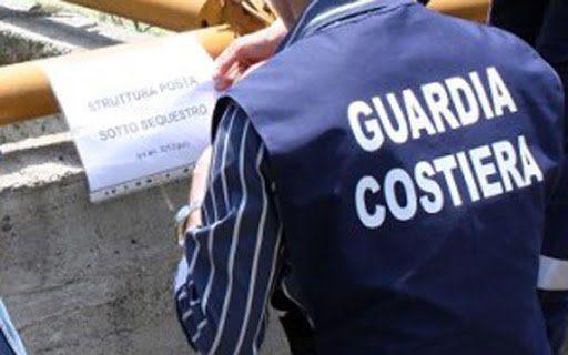 unnamed - La Guardia Costiera di Agropoli sequestra l'impianto di depurazione del Comune di Perito.