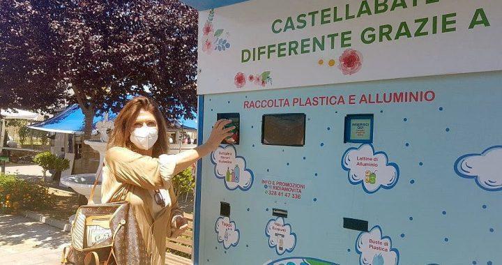 Castellabate, tre eco-compattatori per il territorio