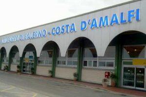 Aeroporto Costa d'Amalfi, lavori per ampliamento della pista