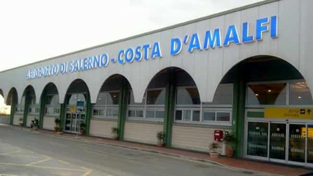 Aeroporto Costa d'Amalfi, lunedi' 6/9/21 De Luca fara' il punto sui lavori