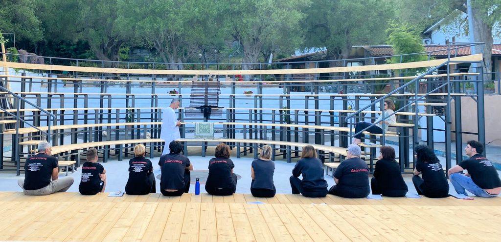 Dionysos, lo spettacolo teatrale che dal Cilento sbarca in Sicilia