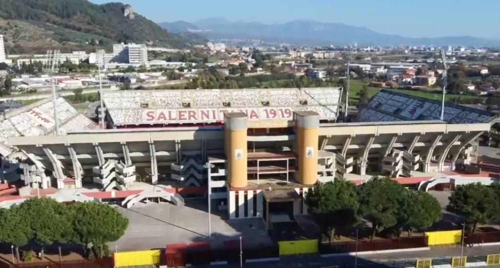 Salernitana, gli Ultras confermano la diserzione agli stadi