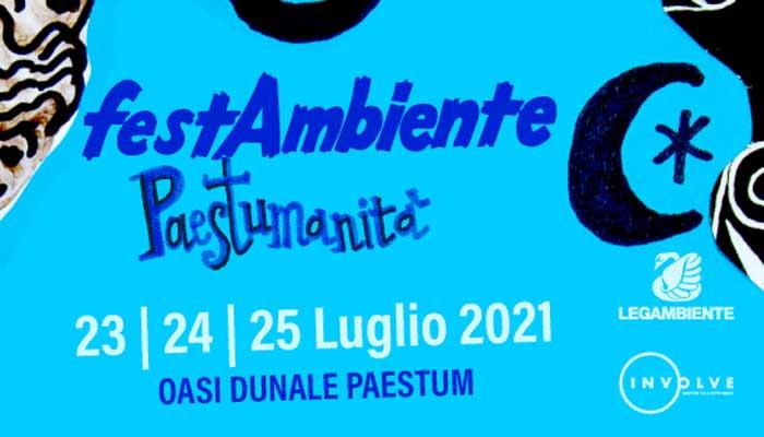 Festambiente Paestumanita 2021 Paestum Oasi Dunale Cilento - Paestum, FestAmbiente Paestumanità 2021