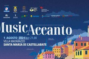 S. M. di Castellabate, MusicAccanto – 1/8/21
