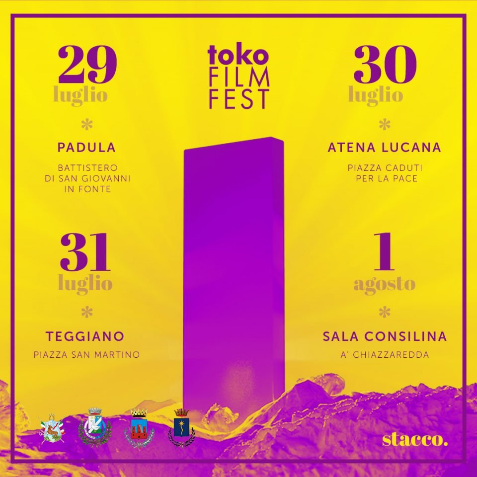 Toko Film Fest 2021 Sala Consilina Cilento cortometraggi Location 960x960 - Sala Consilina, Toko Film Fest 2021 - dal 29 luglio al 1 agosto 2021