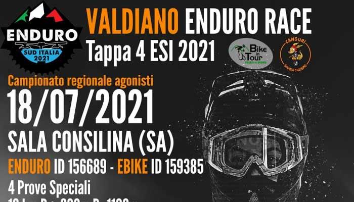 Sala Consilina, Valdiano Enduro Race – 21/7/21