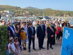 Camerota, inaugurato il Museo del Mare e consegnata la Bandiera Blu