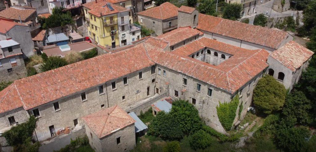DaZero sceglie il Convento Francescano del '400 di Gioi Cilento per la prima tappa del progetto Incontro
