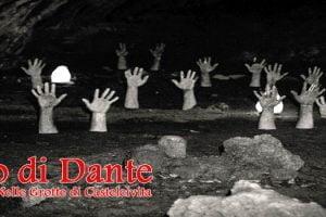 """Grotte di Castelcivita, """"L'inferno di Dante"""" – 7/8/21"""