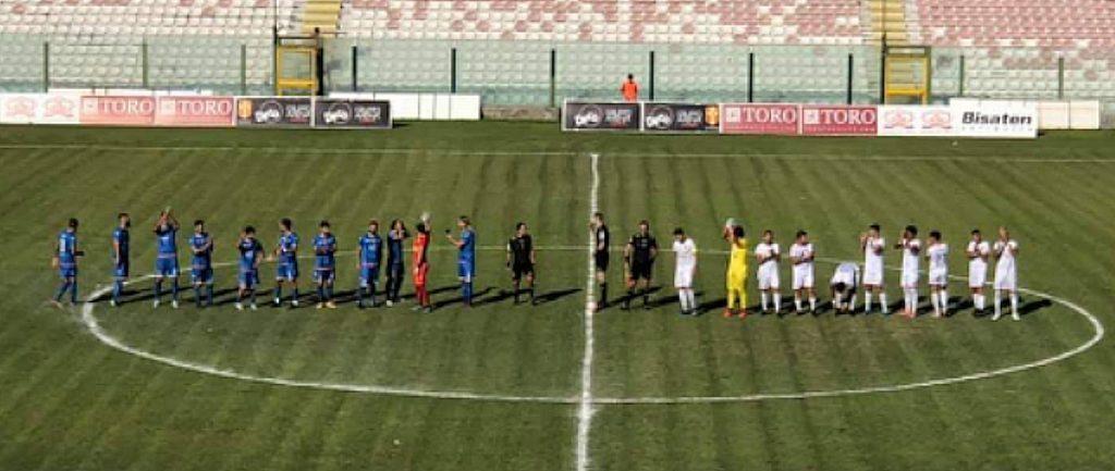 Niente da fare per la Gelbison, supera i playoff il Messina