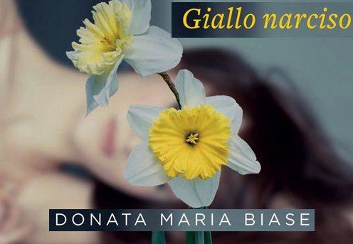 """Sapri, presentazione di """"Giallo Narciso""""il romanzo di Donata Maria Biase"""