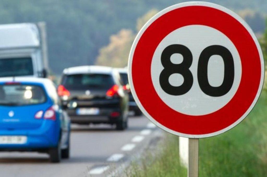 limite 80 francia 1024x678 - Cilentana, torna il limite di 80 km/h: i dettagli