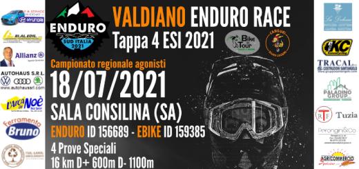 ASD Bike in Tour Vallo di Diano trionfa con  Davide Vincenzo Putrino