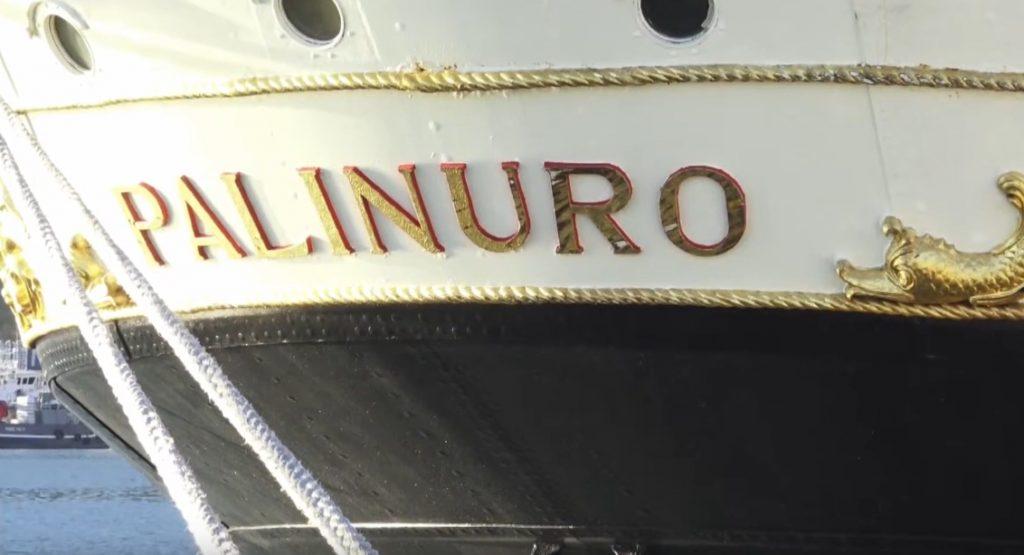 palinuro 1024x555 - Cilento, torna Nave Palinuro - la visitammo nel 2015 (video)