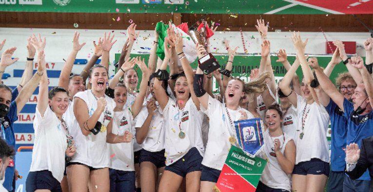 FNG Agropoli U19F: Imoco è Campione d'Italia Under 19