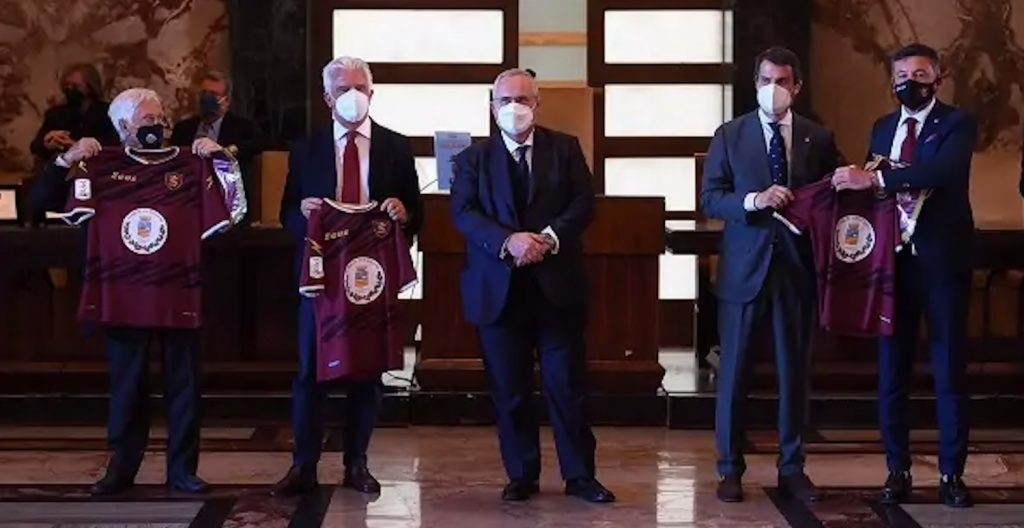 Salernitana in serie A, le parole del sindaco Napoli