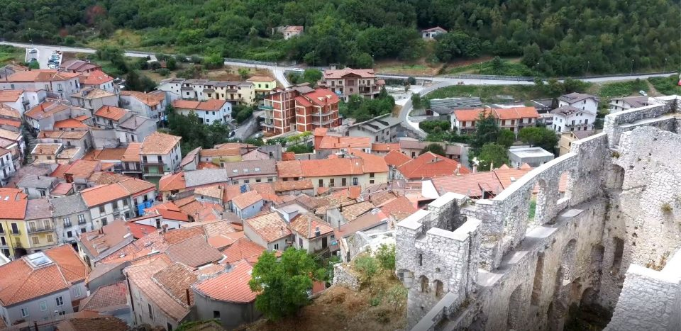sici4 960x467 - Sicignano degli Alburni, il Castello Giusso