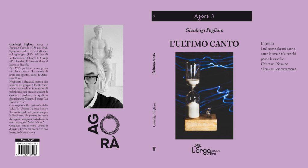 """Sapri, presentazione del libro di Gianluigi Pagliaro """"L'Ultimo Canto"""" – 3/7/21"""