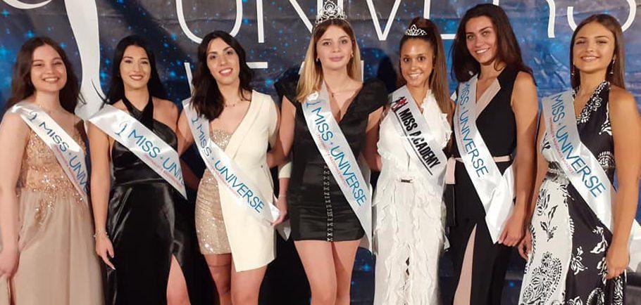 La salernitana Lucy Pecoraro è Miss Universe Campania-Basilicata 2021