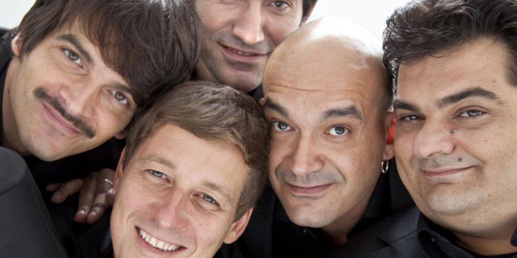 Pisciotta, Neri per Caso in concerto – 7 settembre 2021