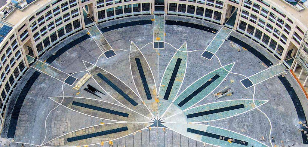 Salerno, inaugurazione di Piazza della Liberta' – 20/9/21