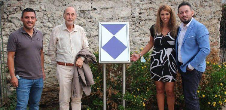 sb - SIPBC Salerno, assegnato lo scudo blu al Parco Archeologico di Paestum